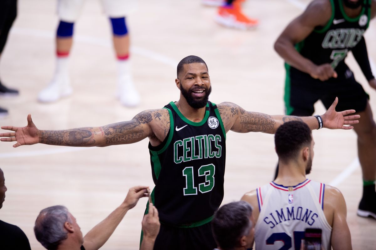 NBA: MAY 05 Eastern Conference Semifinals Game 3 - Celtics at 76ers