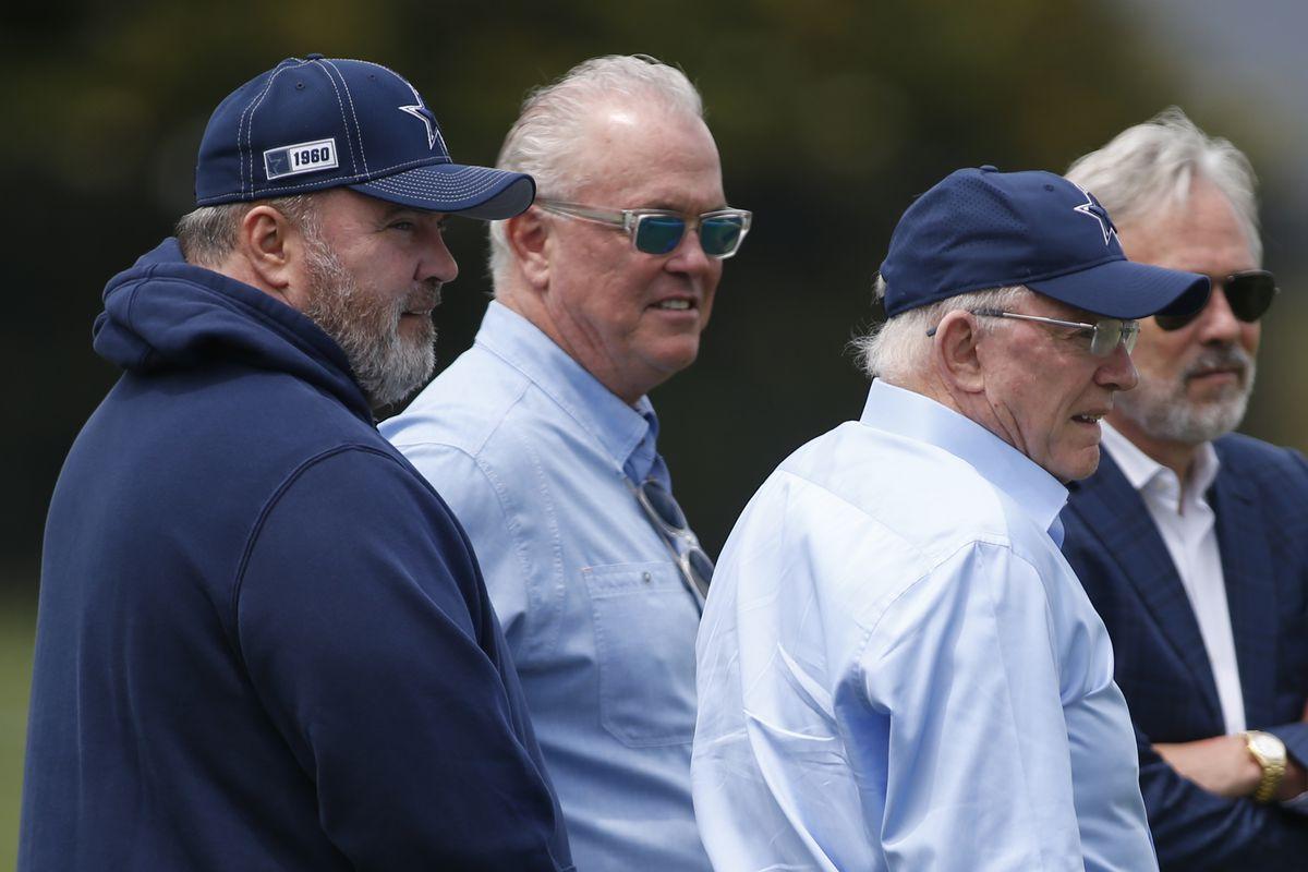 NFL: Dallas Cowboys OTA