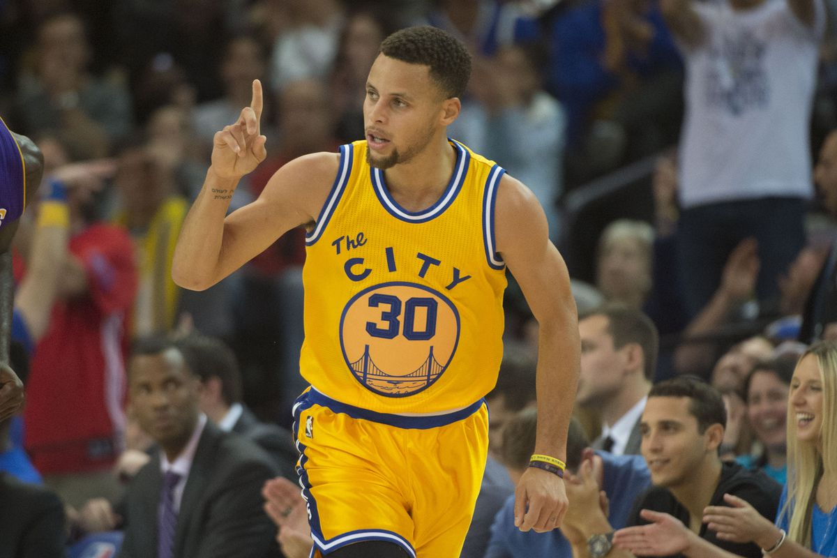 Oh look, the Warriors are number one again.