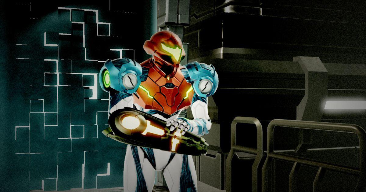 Why it took Nintendo 15 years to make Metroid Dread