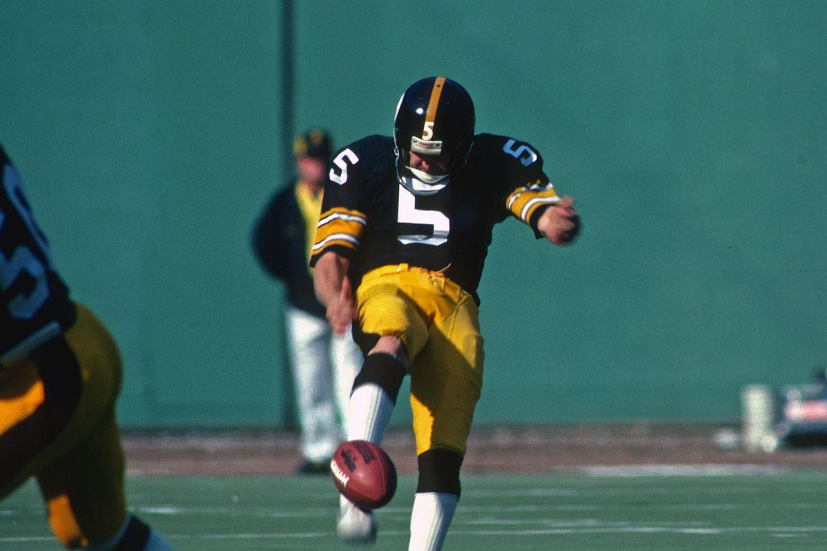 Pittsburgh Steelers Craig Colquitt