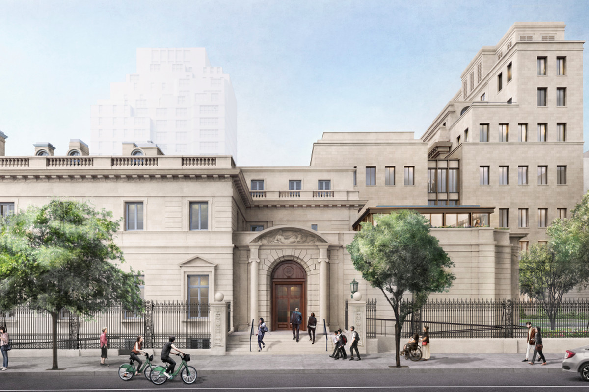 Upper East Side Remains Divided Over Frick Collections Expansion