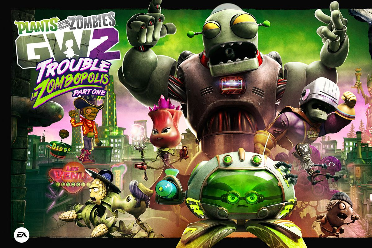 Plants Vs Zombies Garden Warfare 2 S Next Big Update