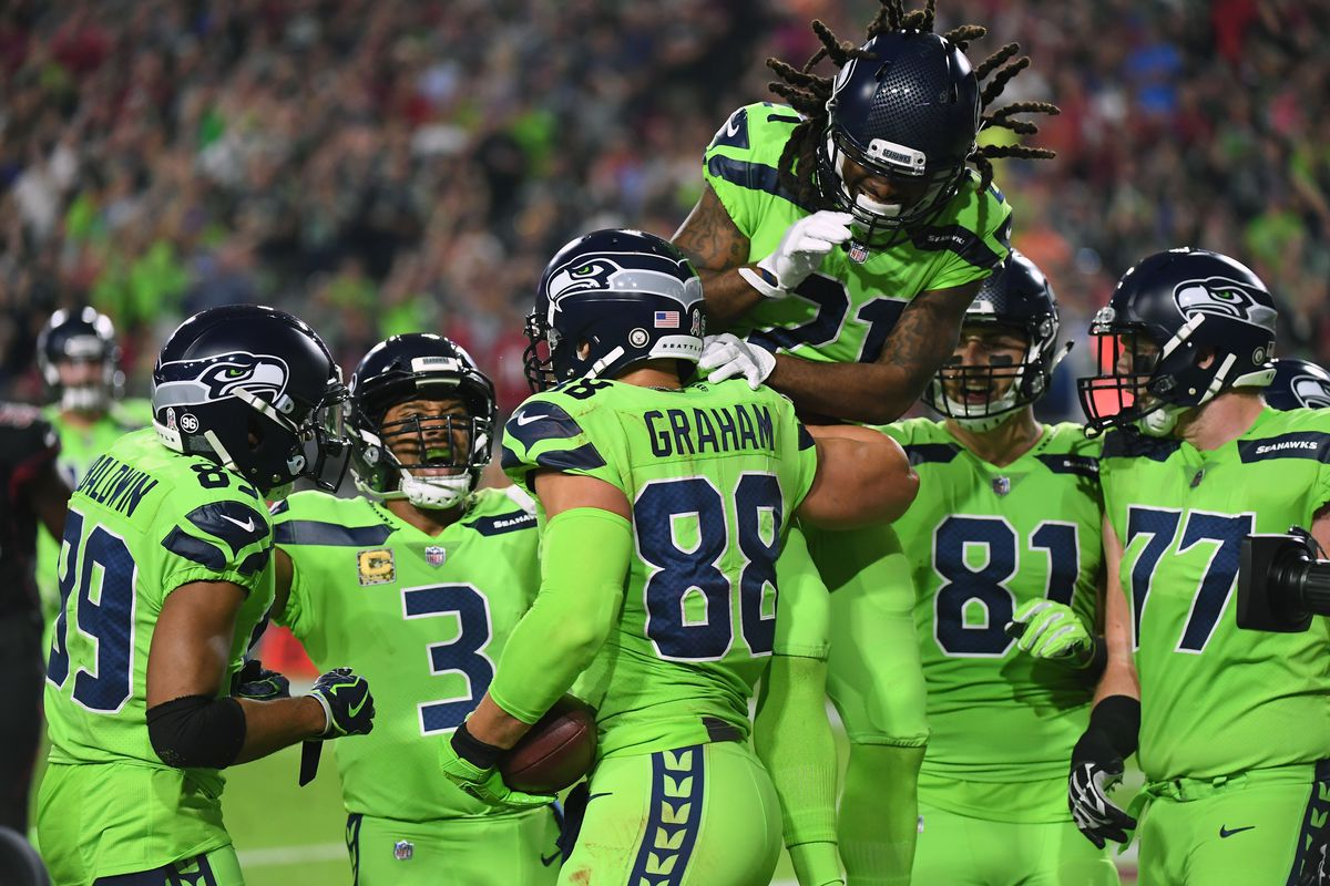 Seahawks: Highlights From The Seahawks' Victory Over The Cardinals