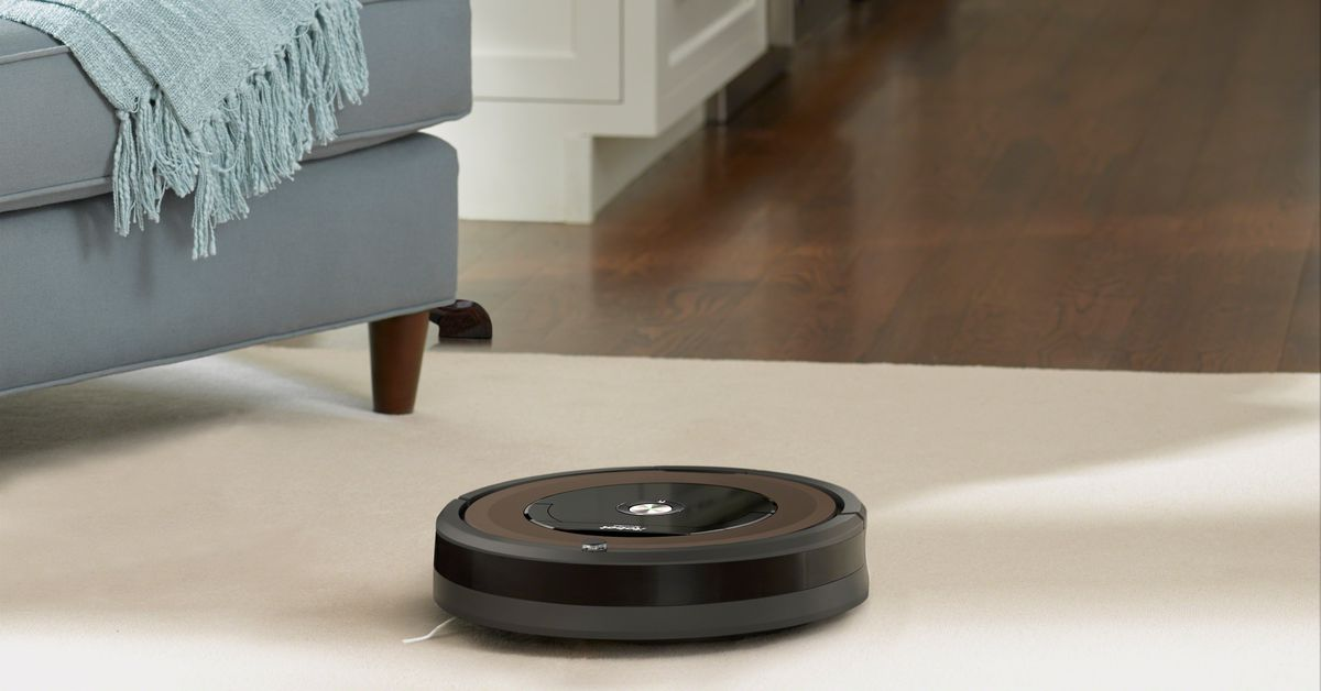 Roomba Now Supports Ifttt Functionality The Verge