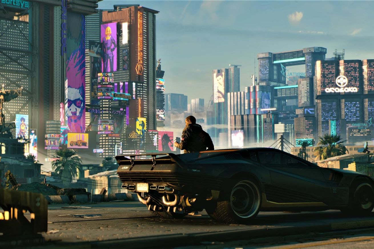 Cyberpunk 2077's first big patch is out now, and it's packed with bug fixes