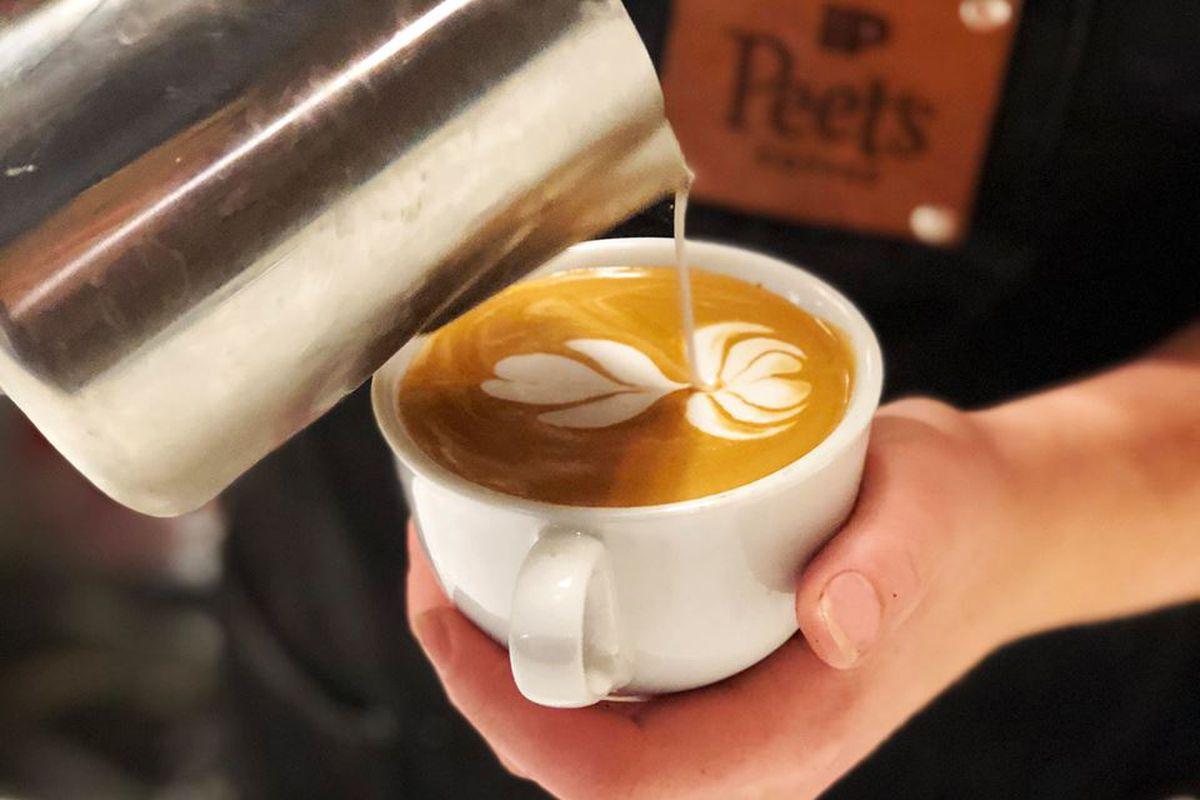 Blue Cup Coffee San Francisco