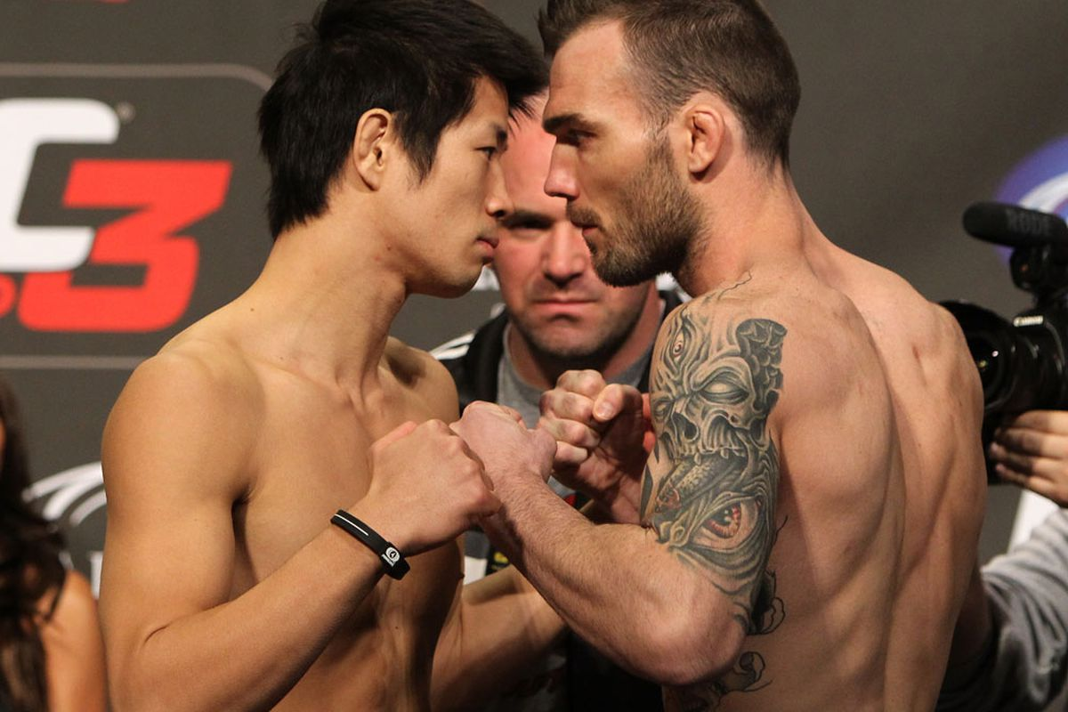 UFC 137 fight card: Introducing Hatsu Hioki vs George Roop