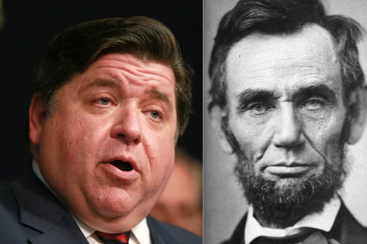 Gov. J.B. Pritzker ousts Alan Lowe, executive director of the Abraham Lincoln Presidential Library and Museum…