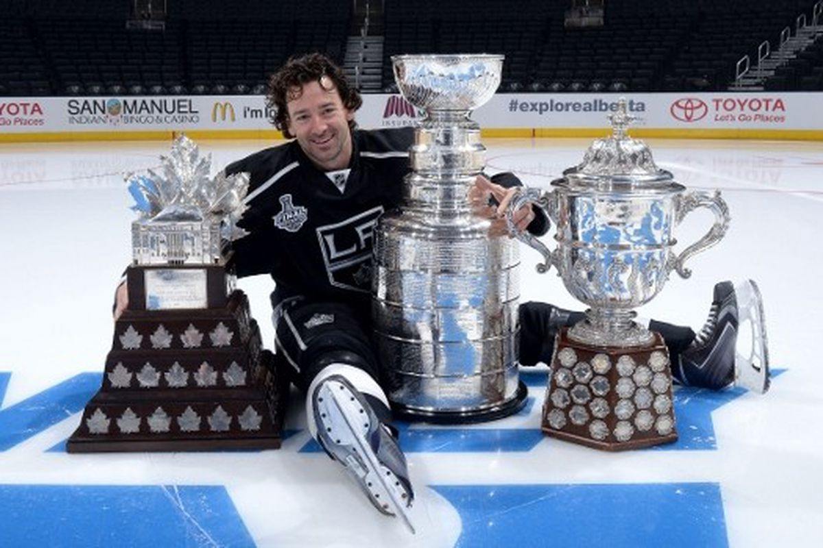 Justin Williams is so good.
