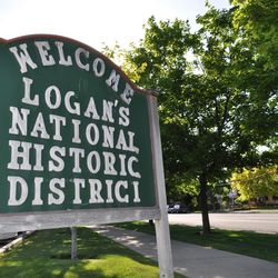 Logan's Center Street Historic District is listed on the National Register of Historic Places.