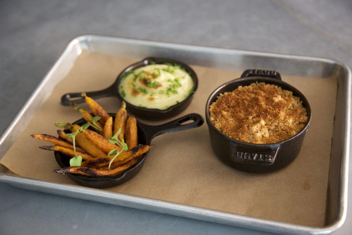 Vegan Restaurant Sans Opens in Brooklyn in Former Nightingale Nine ...