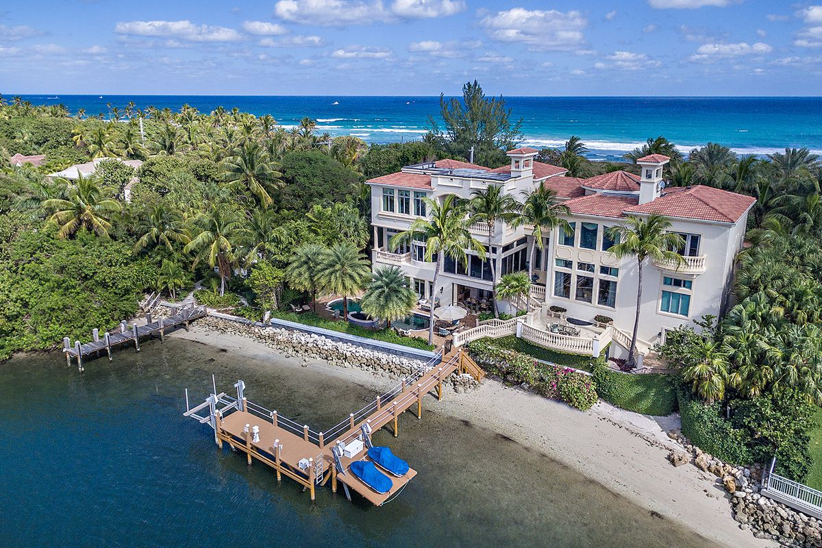 2 South Florida Mansions Snagged By Same Buyer For 25m