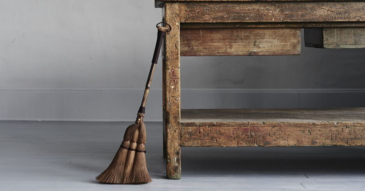 Artisanal Brooms Can Cost 350 Vox