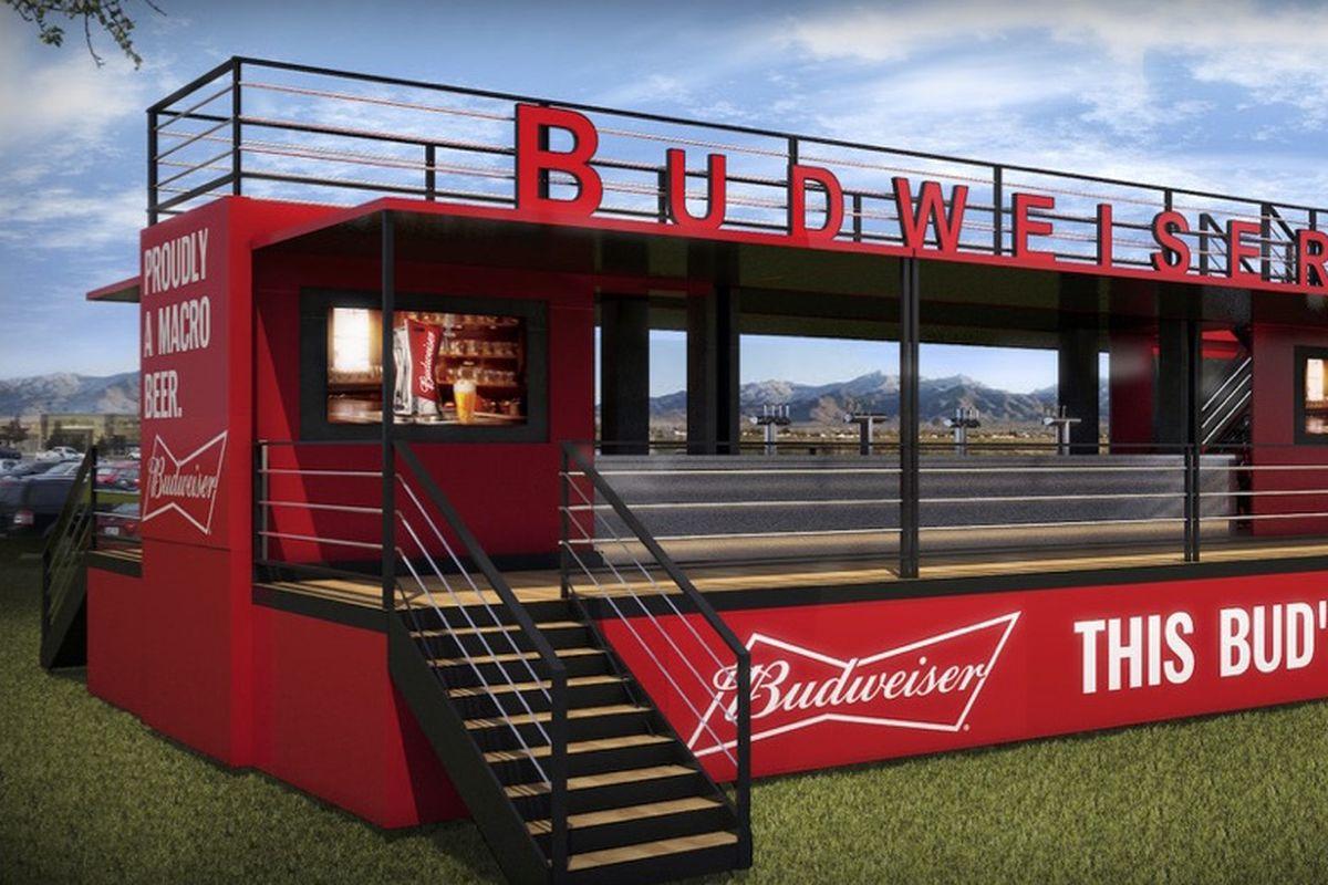 Budweiser's Bar