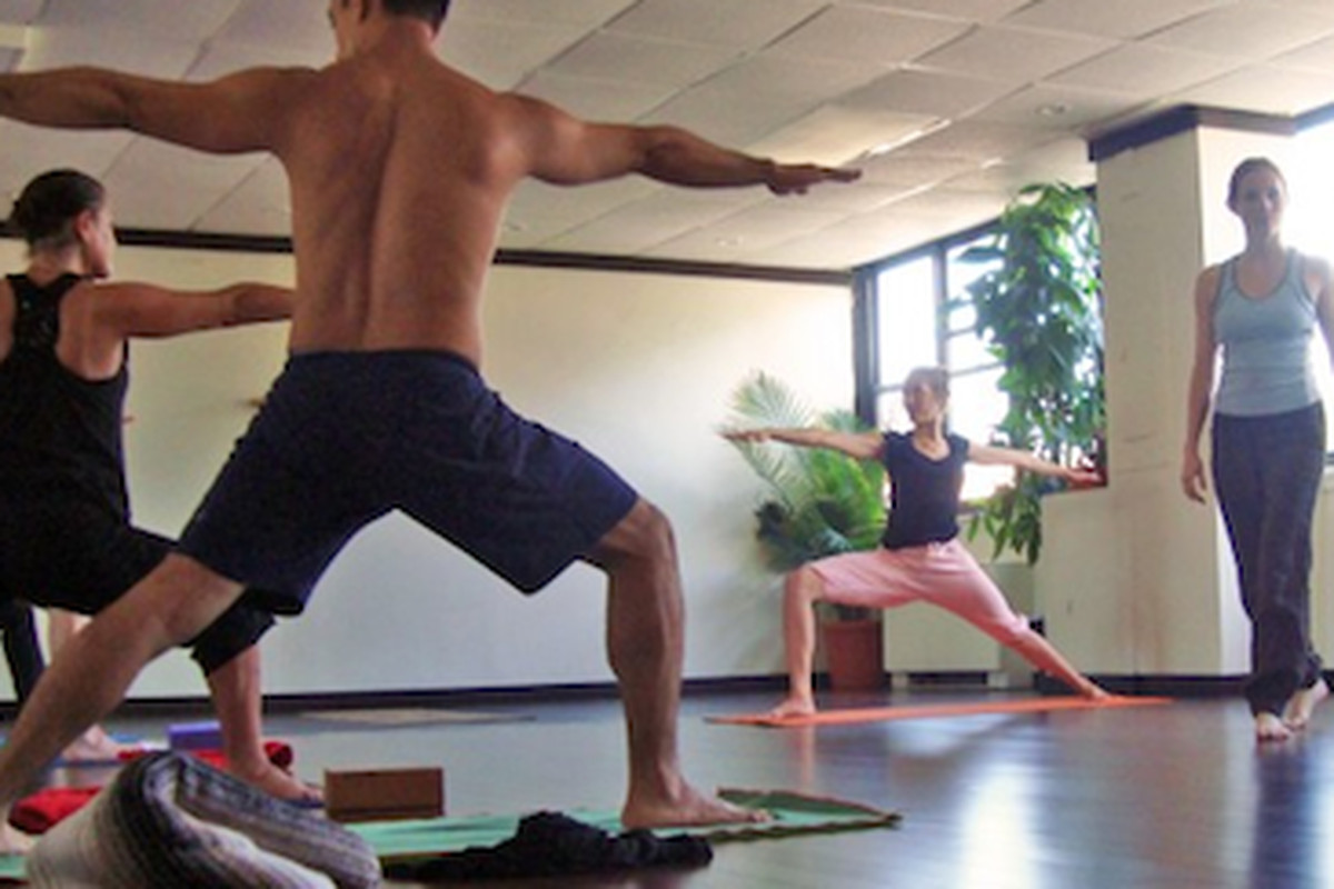 """Image via <a href=""""http://www.bamboomovesyoga.com/pages/FORESTHILLS/"""">BambooMoves Yoga Studio</a>"""
