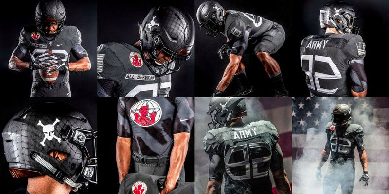 Army-Navy uniforms 2018  The stories behind the slick alternate ... 5a97062bb