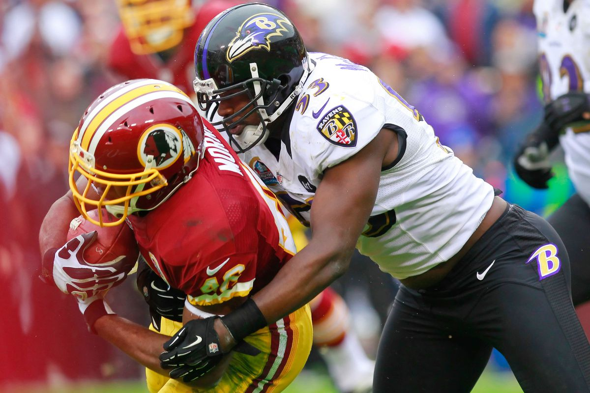Jameel McClain was placed on reserve/PUP on Tuesday.