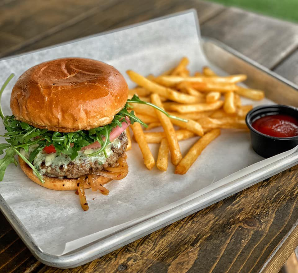 Bar Code burger