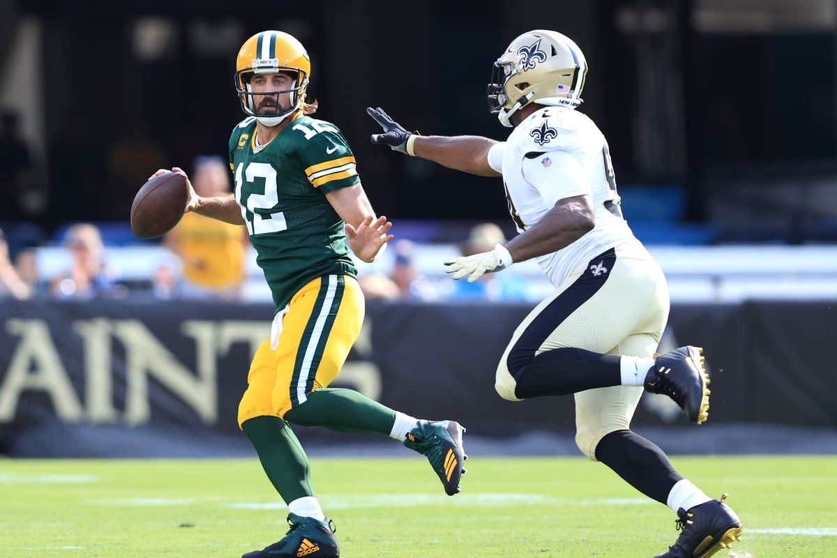 Green Bay Packers v New Orleans Saints