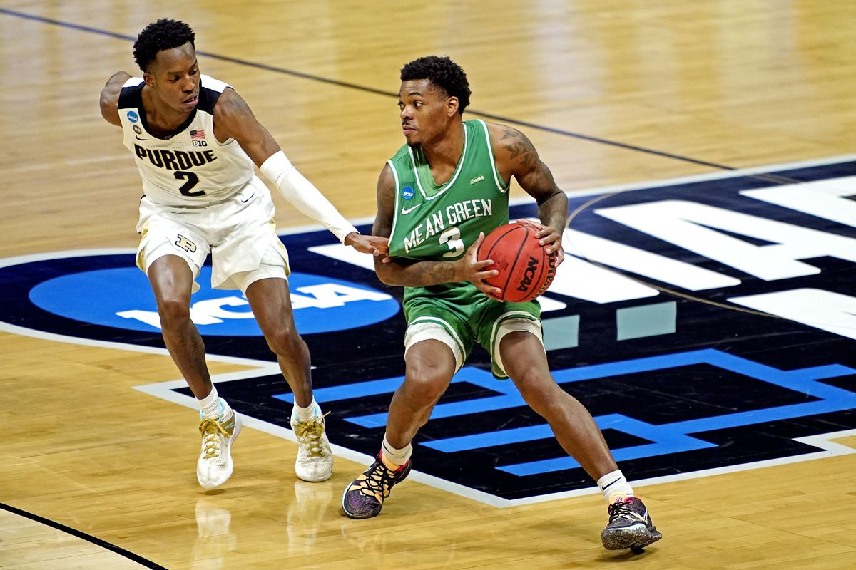 NCAA Basketball: NCAA Tournament-North Texas at Purdue