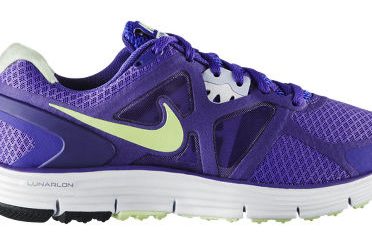Nike's Lunar Glide sneaker