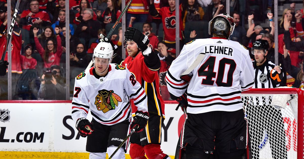 Blackhawks' best step forward could be small step back