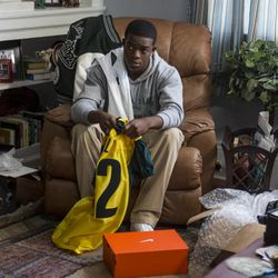 """Darius Blain in """"When the Game Stands Tall."""""""