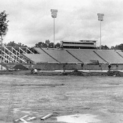<strong>1978- Doak Campbell Stadium Expansion</strong>