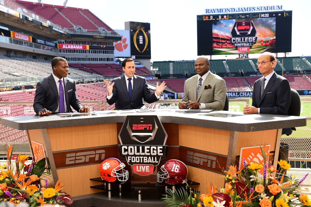 Why ESPN Picked Joe Tessitore to Rebuild Its Relationship