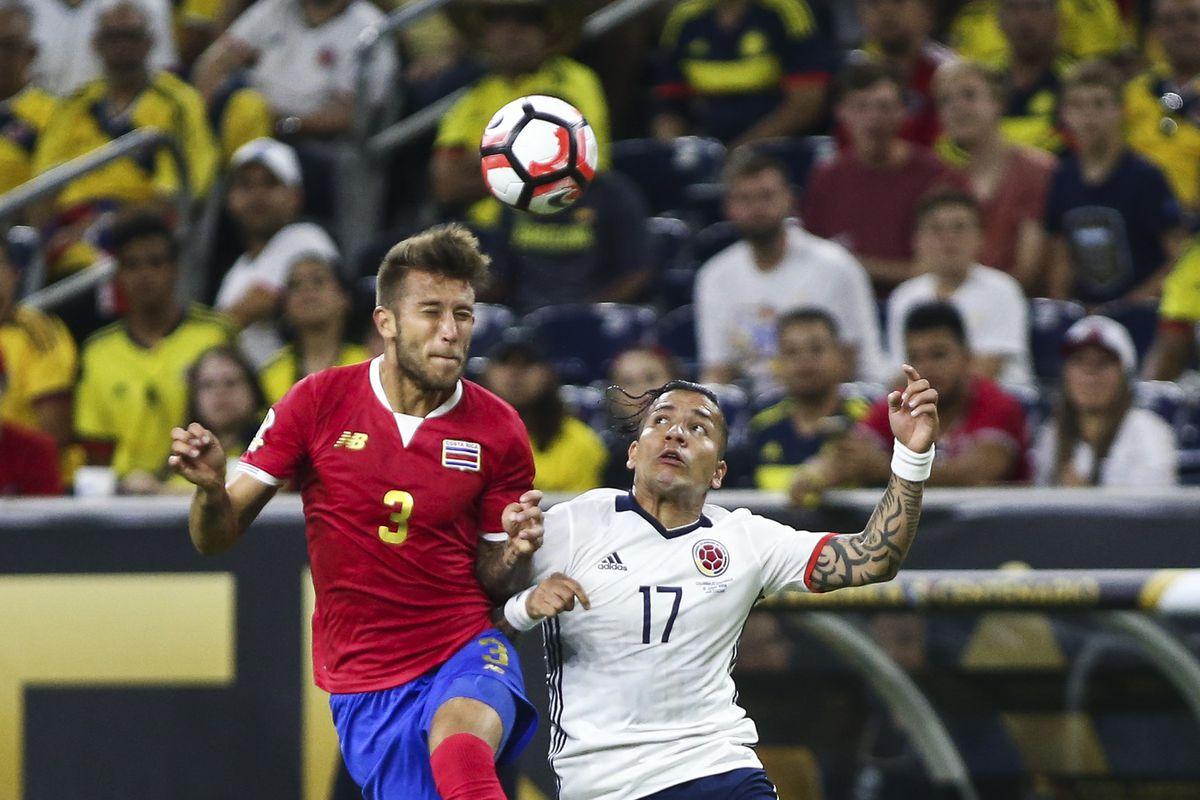 Soccer: 2016 Copa America Centenario-Colombia at Costa Rica