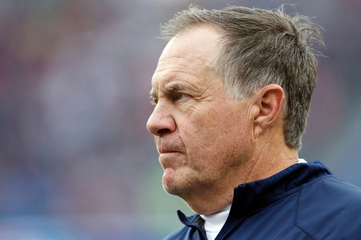Belichick wary of Patriots return to Mexico due to volcanoes and quakes