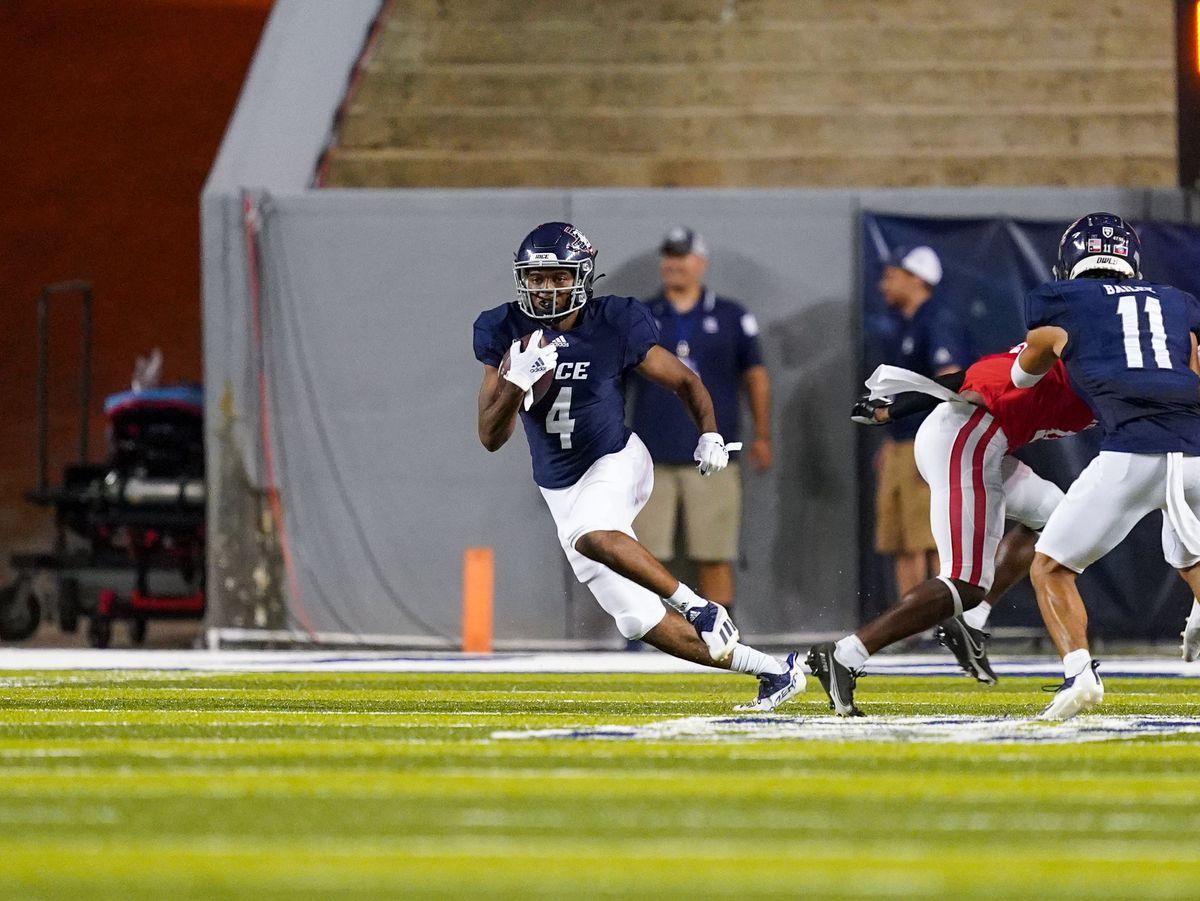 NCAA Football: Houston at Rice