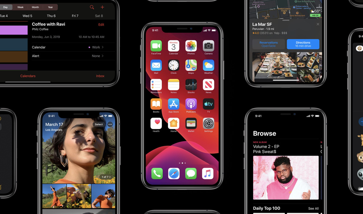 How to download the iOS 13, iPadOS, macOS Catalina, and tvOS
