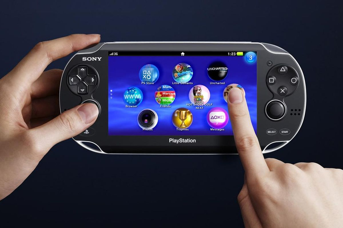 Free games, cash and credit now available in PlayStation Vita class