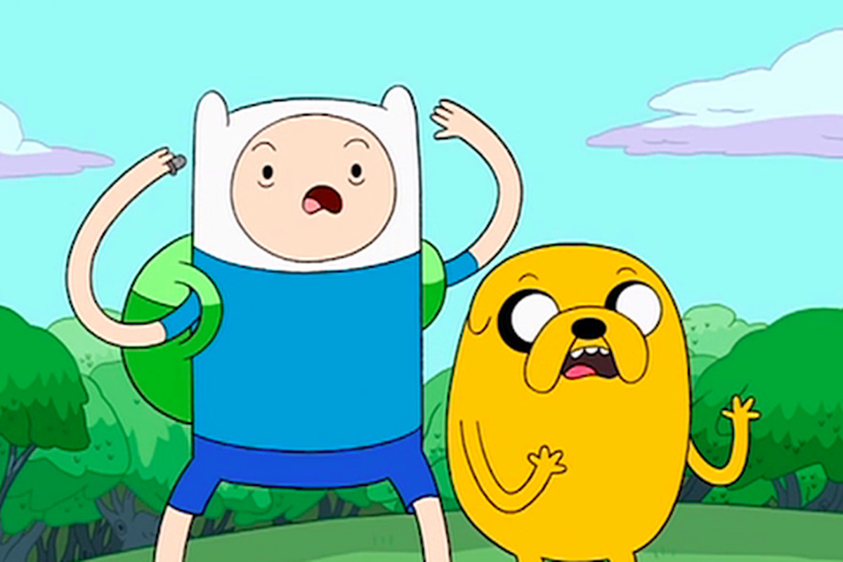 Adventure Time is going to end...