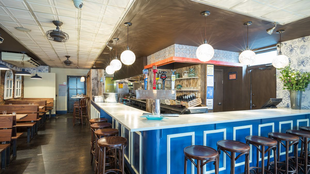 Seabird Restaurant Nyc