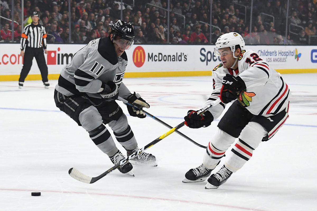 NHL: Chicago Blackhawks at Los Angeles Kings