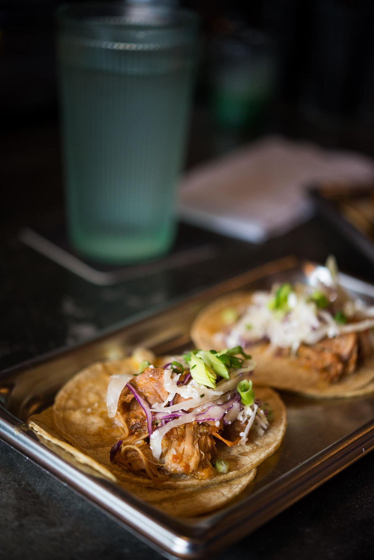 Tacos at El Chucho [Photo: R. Lopez]