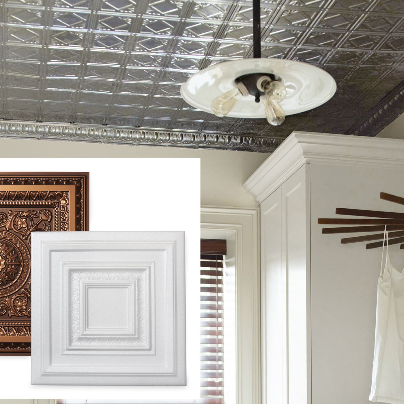 - All About Tin Ceilings - This Old House