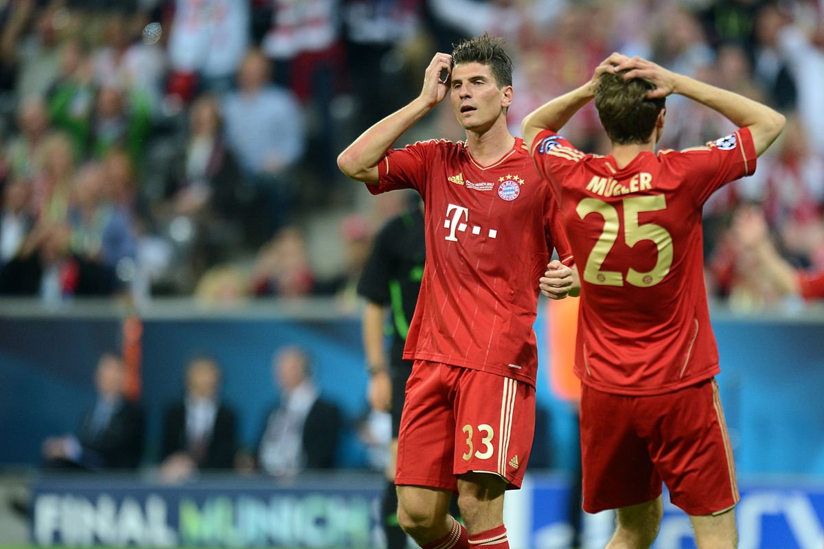 bayern s muller looking to exact sweet revenge on chelsea for 2012 champions league final we ain t got no history chelsea for 2012 champions league final