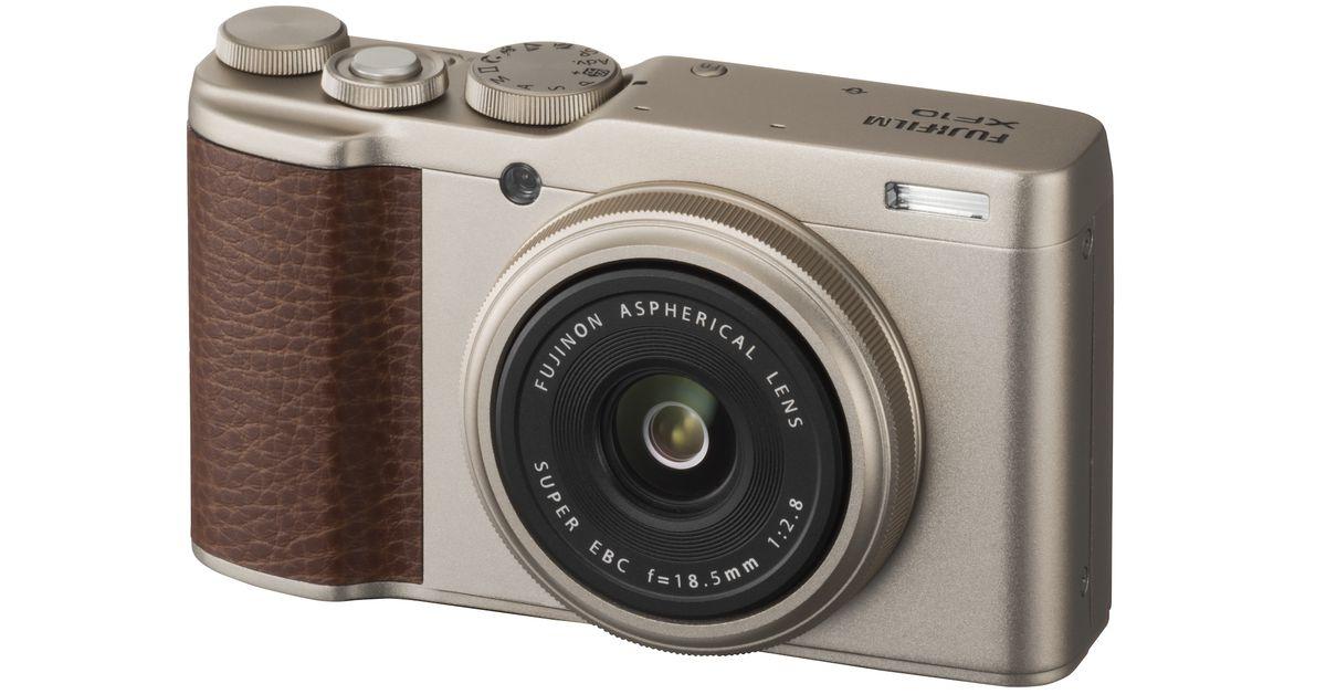 Fujifilm XF10 announced: a small compact camera...