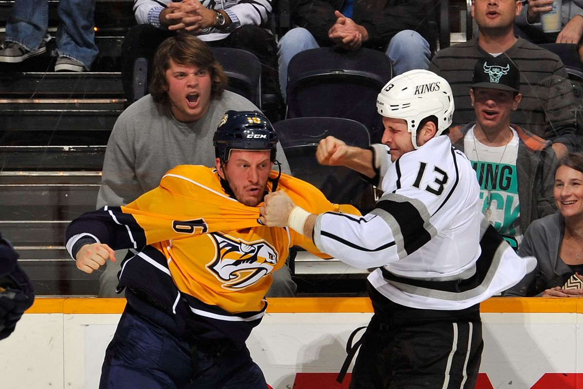 You might not be excited about tonight, but the guy behind former King Richard Clune? STOKED.