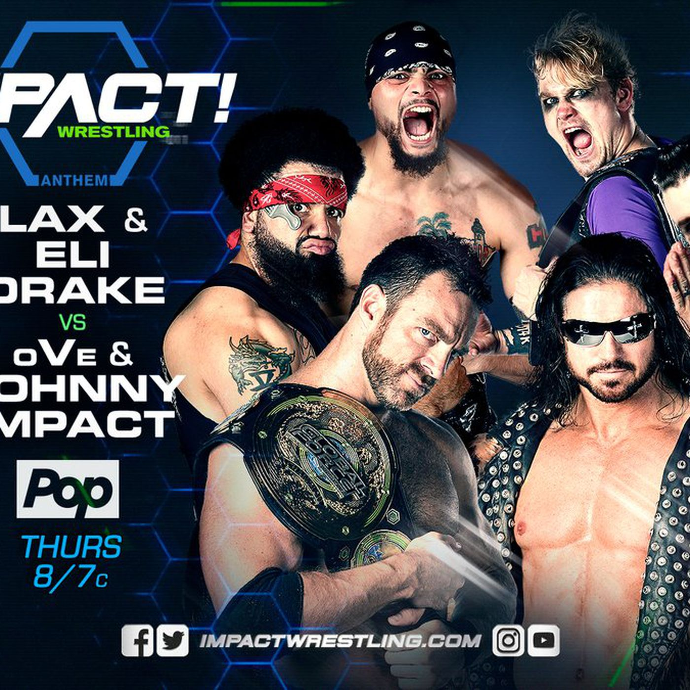 Impact Wrestling Results Live Blog Nov 2 2017 Bound for Glory