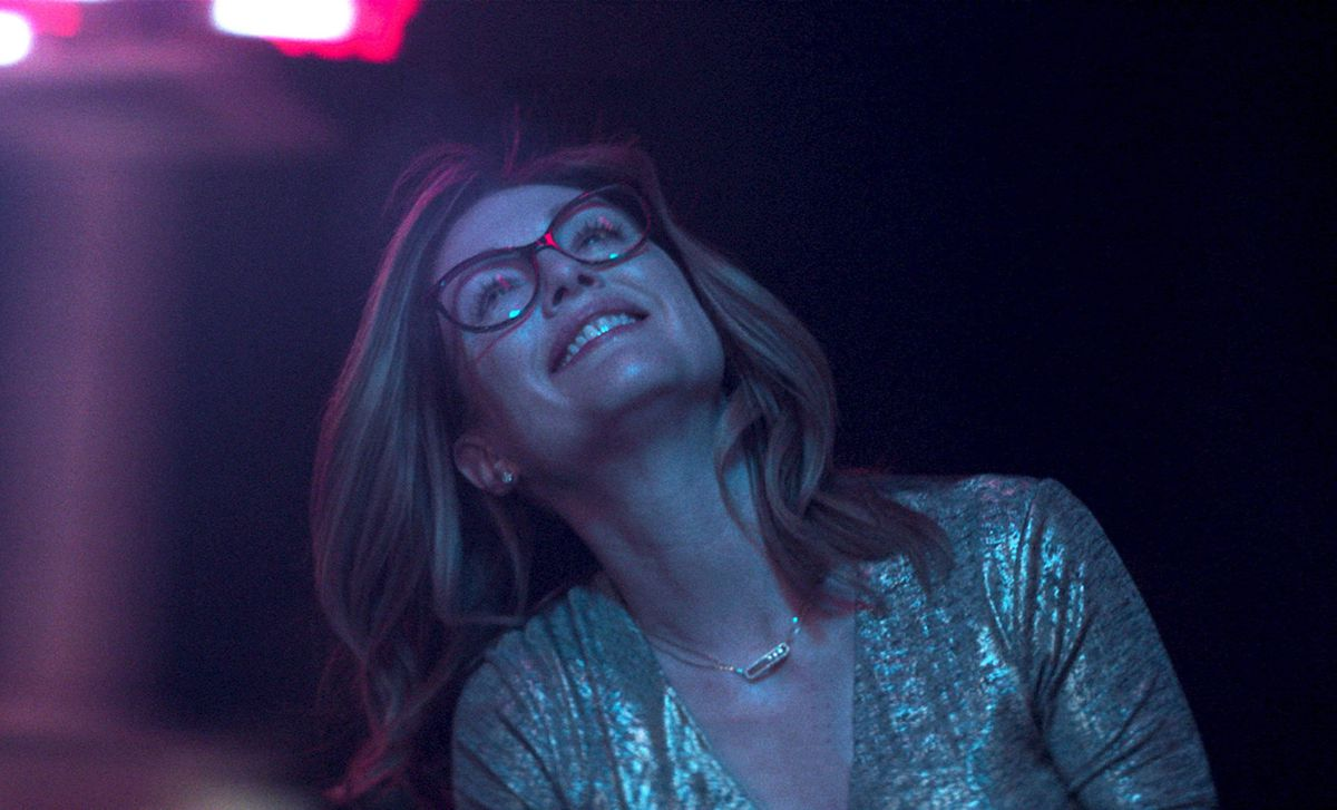 A joyous Julianne Moore in Gloria Bell.