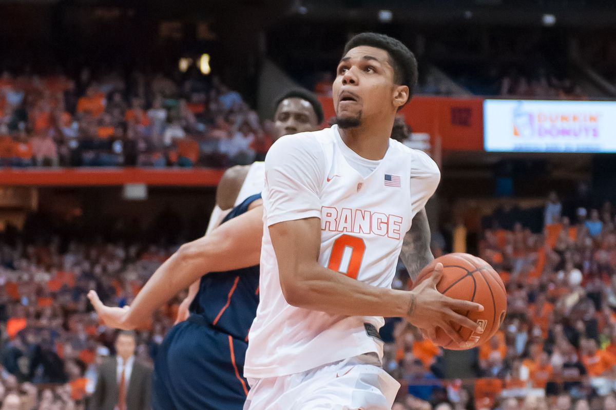 troy nunes is an absolute podcast: 2015-16 syracuse orange