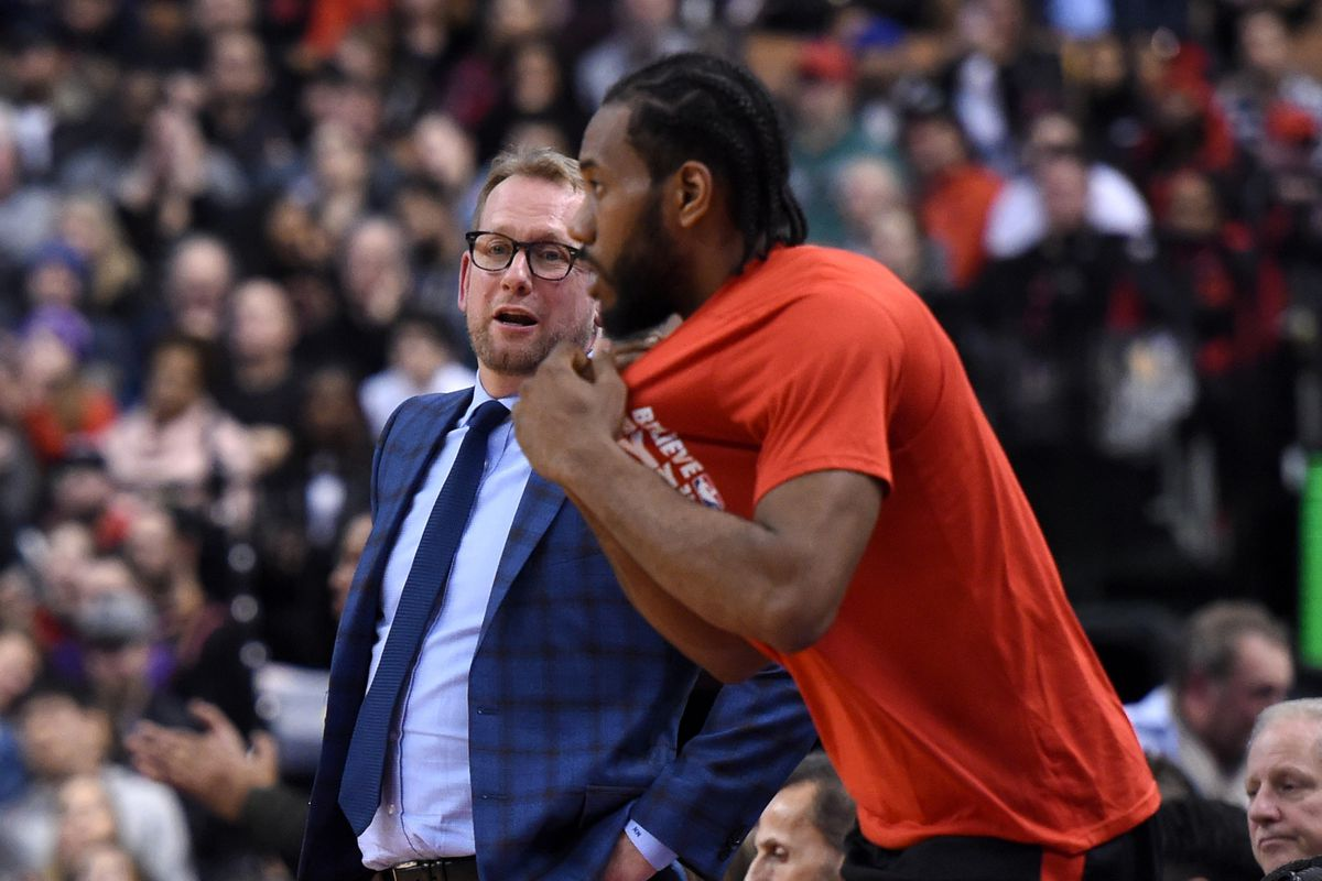 Toronto Raptors Temperature: Does the squad need to stagger its best players? Kawhi Leonard, Kyle Lowry