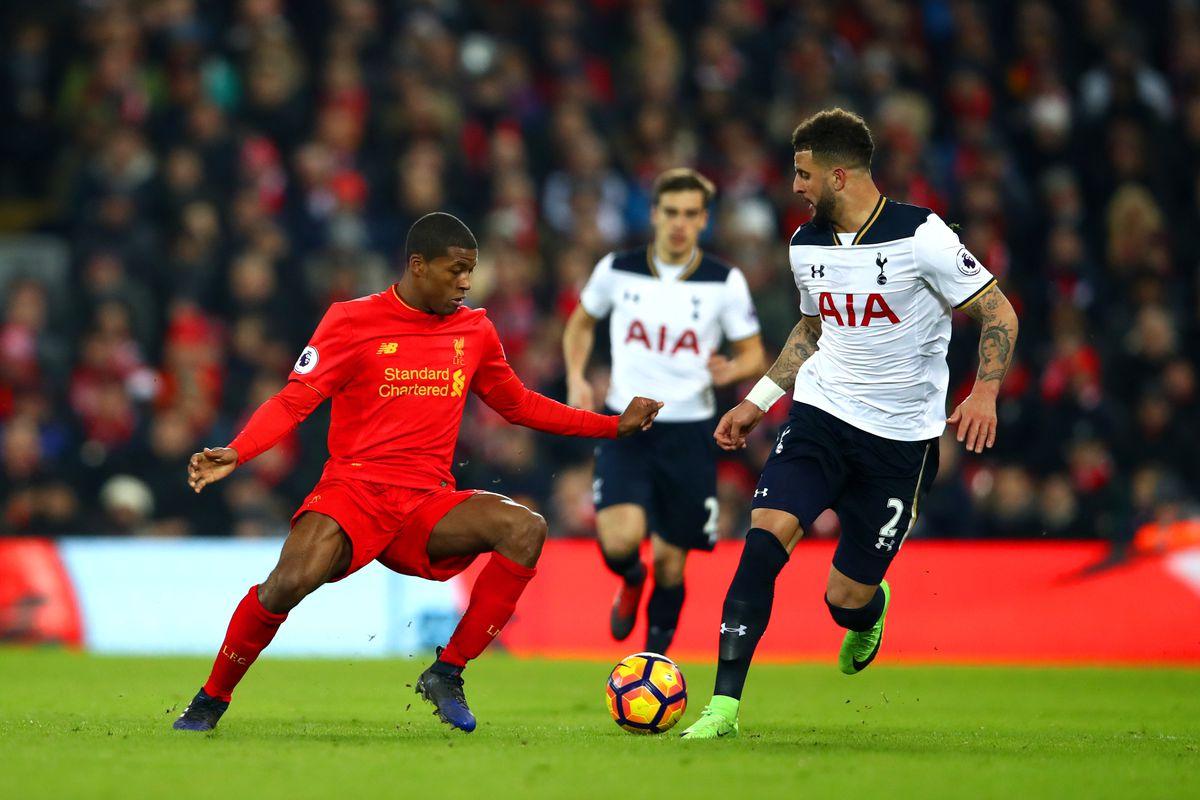 Liverpool v Tottenham Hotspur - Premier League
