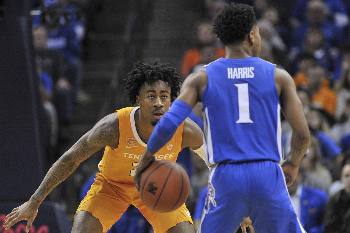 NCAA Basketball: Tennessee at Memphis