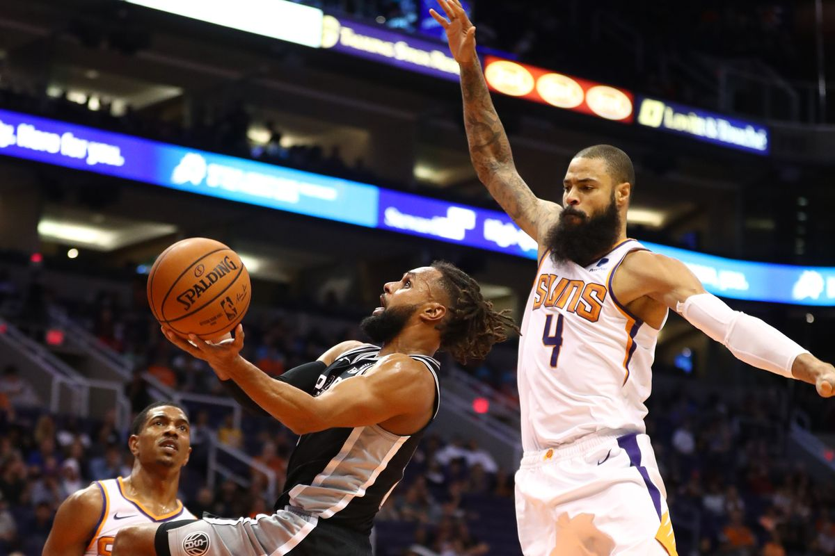 94f4f1823 Mark J. Rebilas-USA TODAY Sports. Tyson Chandler played like someone who s  ...